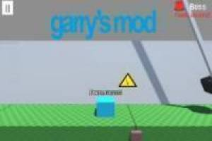 Multiplayer Garry's Mod