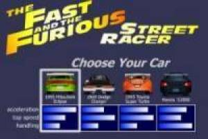 Fast and Furious: Street Racer