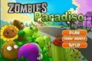 Free Plants vs Zombies Paradiso Game