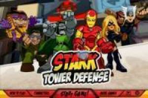 Super Hero Squad: Tower Defense