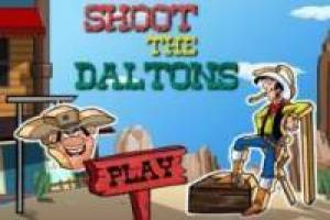 Lucky Luke: Disparar a los Dalton