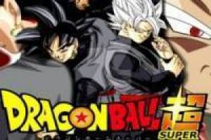 Dragon Ball Super: Black Goku