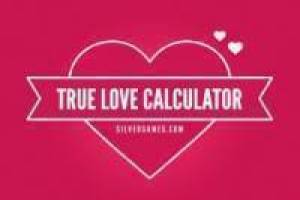 Love Calculator: Prova d'amore