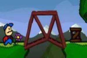 Poly Bridge: Bridge Construction