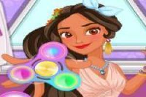 Free Princess Fidget Spinners Game