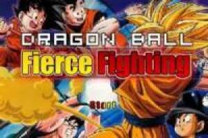 Juego Dragon Ball Fierce Fighting 1.6 para jugar gratis online