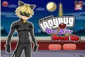 Cat Noir Makeover