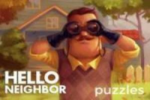 Ազատ Hello Neighbor: Puzzle Խաղալ