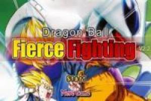 Juego Dragon Ball Fierce Fighting 2.2 para jugar gratis online