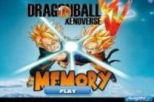 Dragon Ball Xenoverse: Cartas de Memoria