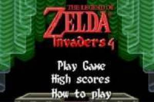 Legend of Zelda: Invaders 4