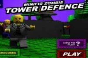 Lego Zombies: Tower Defense