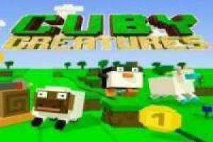 Cuby Creatures online