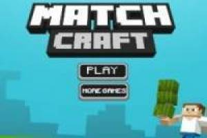 Minecraft: Match Craft