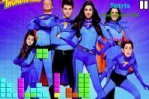 Thundermans Tetris