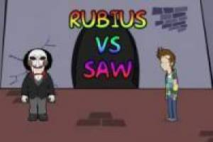 Flappy Games: Elrubius VS Saw Game