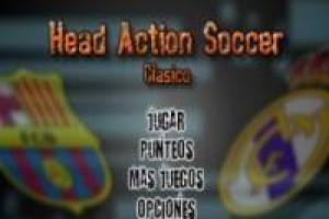 Barcelona vs Real Madrid: Head Soccer