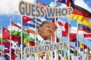 Juego Guess Who? Presidents Gratis