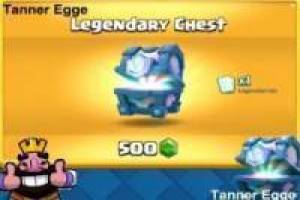 Free Clash Royale Legendary coffers Game