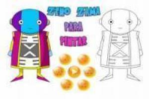 Free Zeno Zama paint Game