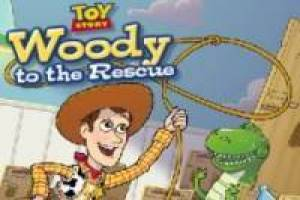 Woody al rescate: Toy Story
