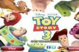 Diferencias: Toy Story 3