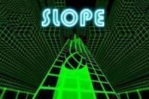 Free Slope 3D Game