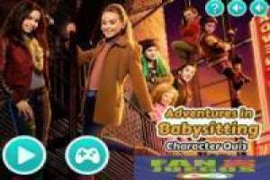 Adventure in Babysitting: Character Quiz