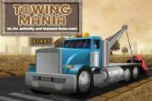 Grúas: Towing mania