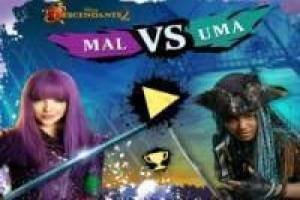 Descendants 2: Mal contre Uma