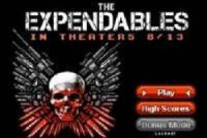 The Expendables: Los Mercenarios