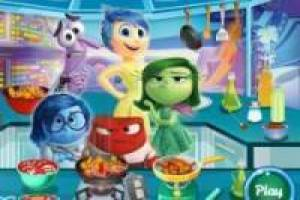 Cooking with Inside Out