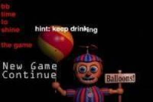 Five at Night Balloon Boy