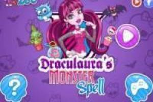 Draculaura: Monster Spell