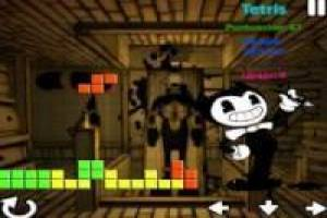 Tetris Bendy