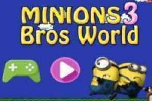 Minions Bros World 3