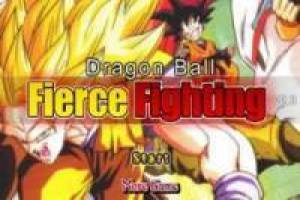 Juego Dragon Ball Fierce Fighting 2.3 para jugar gratis online