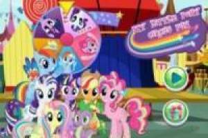 My Little Pony: Ruleta del circo