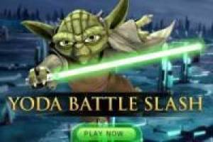 Star Wars: Yoda slash Battle