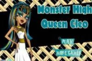 Monster High: Vestir a Cleo
