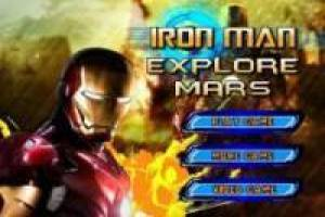 Iron Man: Explore Mars