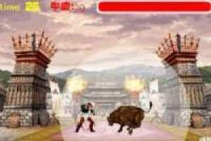 Juego King of Fighters vs Toro para jugar gratis online