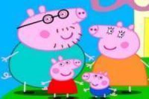 Guess Who's of Peppa Pig