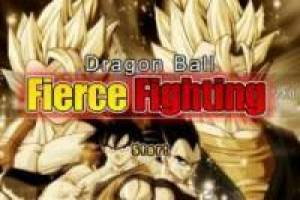 Juego Dragon Ball Fierce Fighting 2 para jugar gratis online