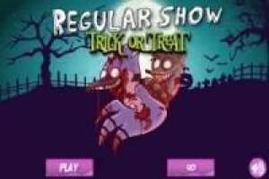 Halloween: Regular Show