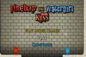 Fireboy loves Watergirl