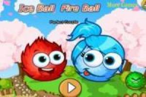 Ice Ball and Fire Ball