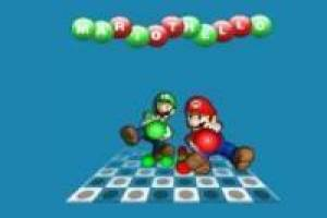 Mario Bros Othello