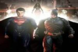 Batman v Superman Dawn of Justice: imagens escondidas