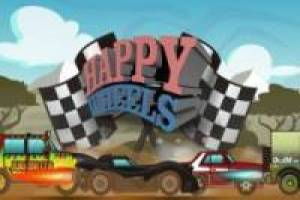 Happy Wheels: Coches de Películas